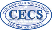 CECS Certified Exhaust Cleaning Specialist