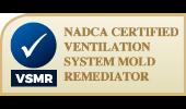 NADCA Certified Ventilation System Mold Remediator