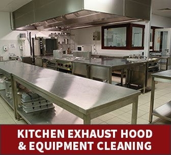 Kitchen Exhaust Hood and Equipment Cleaning